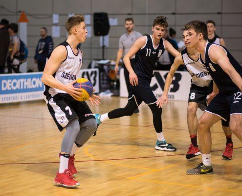 Sport Division Kft. - B33 kosárlabda